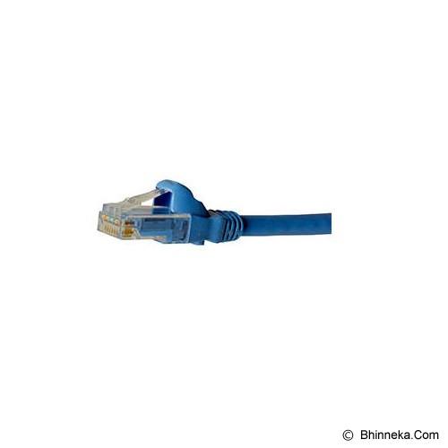 SCHNEIDER ELECTRIC Cat.6 UTP Patch Cord 1m [DC6PCURJ01BLM] - Blue - Network Cable Utp